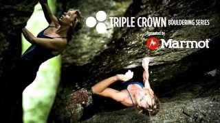 BETA Ashley Dorough climbs Brutus