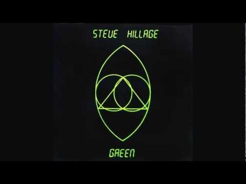Steve Hillage ~ Green : Unidentified / UFO Over Paris / Leylines To Glassdom (© EMI)