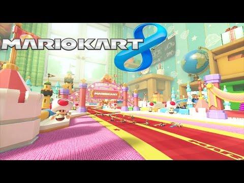 Mario Kart 8 : Route Ruban