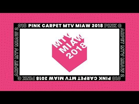 Pink Carpet – MTV Miaw 2018