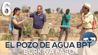 Pozo de agua BPT - Francisca y Sergio en Burkina Faso 6