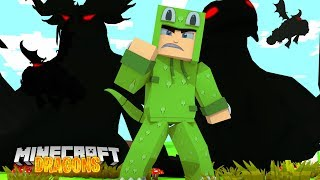 LAST CHANCE TO SAVE TINY TURTLE!! - Minecraft Dragons