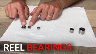 Ingenuity Of Accurate Reel Bearings | Accurate Fishing