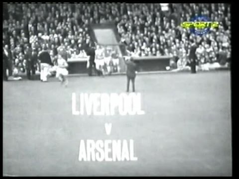 (22nd August 1964) Match Of The Day - Liverpool v Arsenal