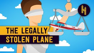 How Someone Stole a Plane Without Breaking Federal Law