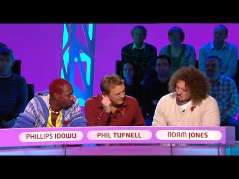 Adam Jones on Question of Sport
