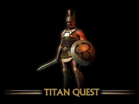 Как включить мультиплеер в  Titan Quest.