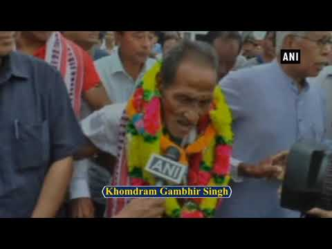 Family members rejoice the return of long lost Gambhir after 40 years
