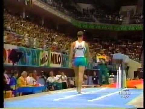 1998 Commonwealth Games Men's Event Finals