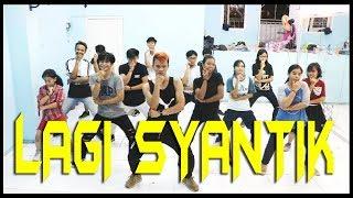 Lagi Syantik Dance Challenge LagiSyantik Siti Badriah Cover Parodi