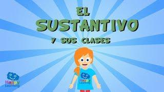 (5.87 MB) El Sustantivo y sus clases   Audios Educativos para Niños Mp3