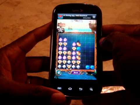 Jewels Deluxe Level 15 Android Phone