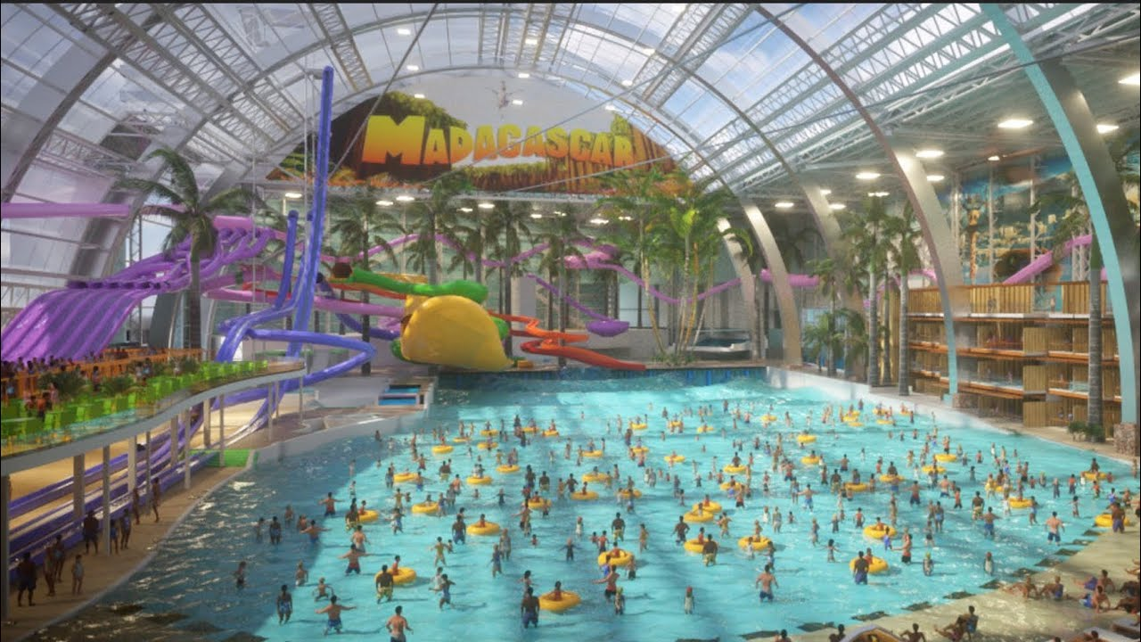 American Dream Meadowlands Mall Update Details Revealed