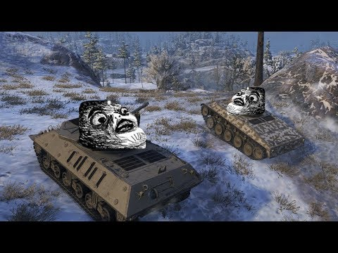 World of Tanks Epic Wins and Fails Ep111