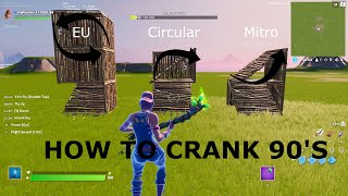 Fortnite Chapter 2- How to crank 90's