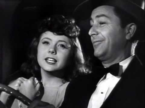 Successfully settled 1948 comedy Robert Young Maureen O