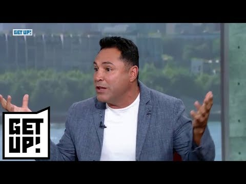 Oscar De La Hoya: Never seen Canelo Alverez train so 'angry' for GGG rematch | Get Up! | ESPN