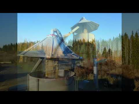 Мобильная зерносушилка на угле AgroDgy TKM 15 SF