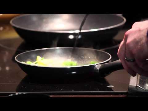 Warriors in the Kitchen - Warrior Scramble