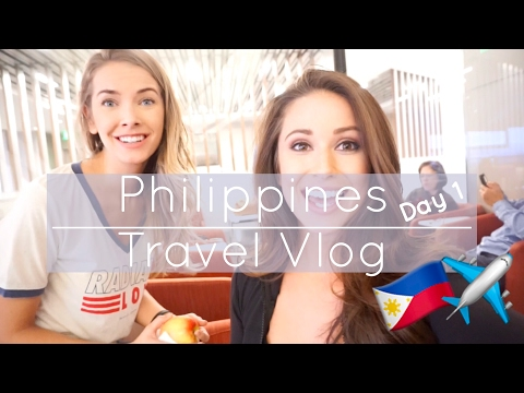 First Day in the Philippines for Miss Universe | Travel Vlog