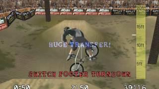 Dave Mirra Freestyle BMX Gameplay