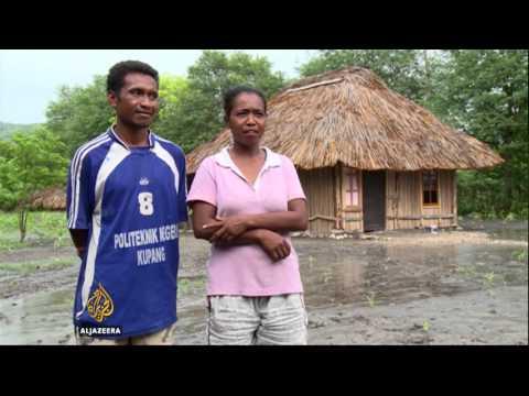 El Niño causing food shortage in Indonesia's West Timor