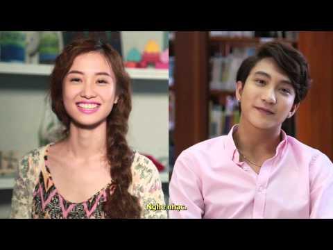 Xem phim 12 chòm sao: Vẽ đường cho yêu chạy - [Vẽ Đường Cho Yêu Chạy] Đọ phản ứng nhanh - B Trần & Jun Vũ