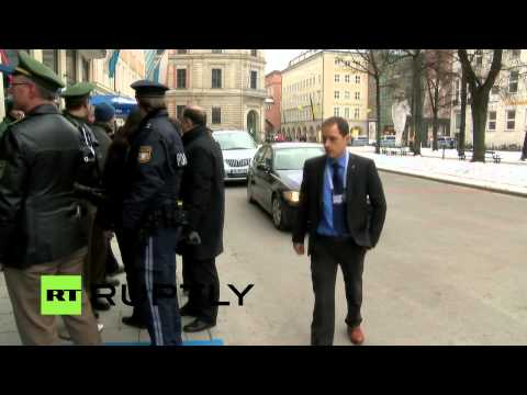 LIVE: Arrivals as Munich Security Conference begins