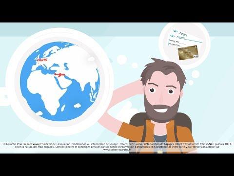 Ep.5 - La carte Visa Premier : Garantie Visa Premier Voyage