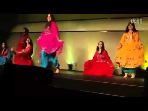 Afghan Pashto Attan Dance    By Beautiful Afghani Girls   Video Dailymotion