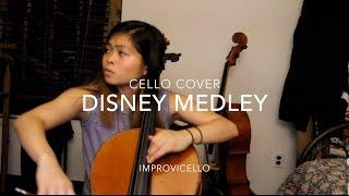 Video Disney Medley Cello Cover - Improvicello download MP3, 3GP, MP4, WEBM, AVI, FLV Juli 2018