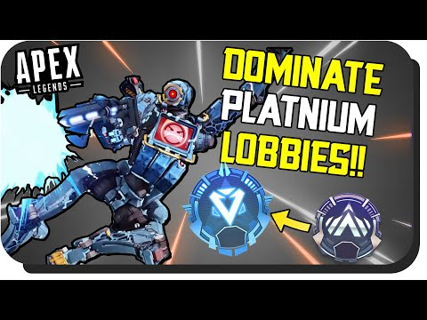 How To Get Out Of Platinum Rank (Apex Legends Season 4) - Unreal Divine