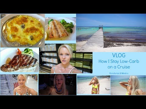 VLOG | Keeping fit on vacation: low-carb on a cruise