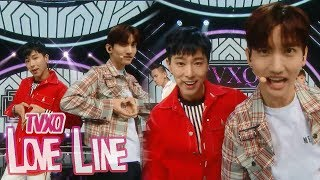 vuclip [Comeback Stage] TVXQ - Love Line, 동방신기 - 평행선 Show Music core 20180331
