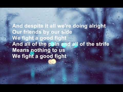 The Hope Of States - The Good Fight