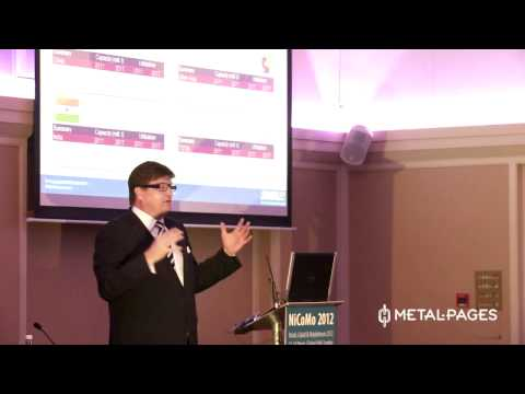 NiCoMo 2012 - Markus Moll - Fundamentals of Stainless Steel with Respect to Nickel & Molybdenum