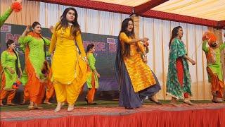 ❤🔥👌ਅਸ਼ਕੇ ਵਾਹ ਜੀ ਵਾਹ ਭੰਗੜੇ ਦੇ ਬੇਹਤਰੀਨ ਕਲਾਕਾਰ Best Performance With Dj Munde Rudke De office Phagwar