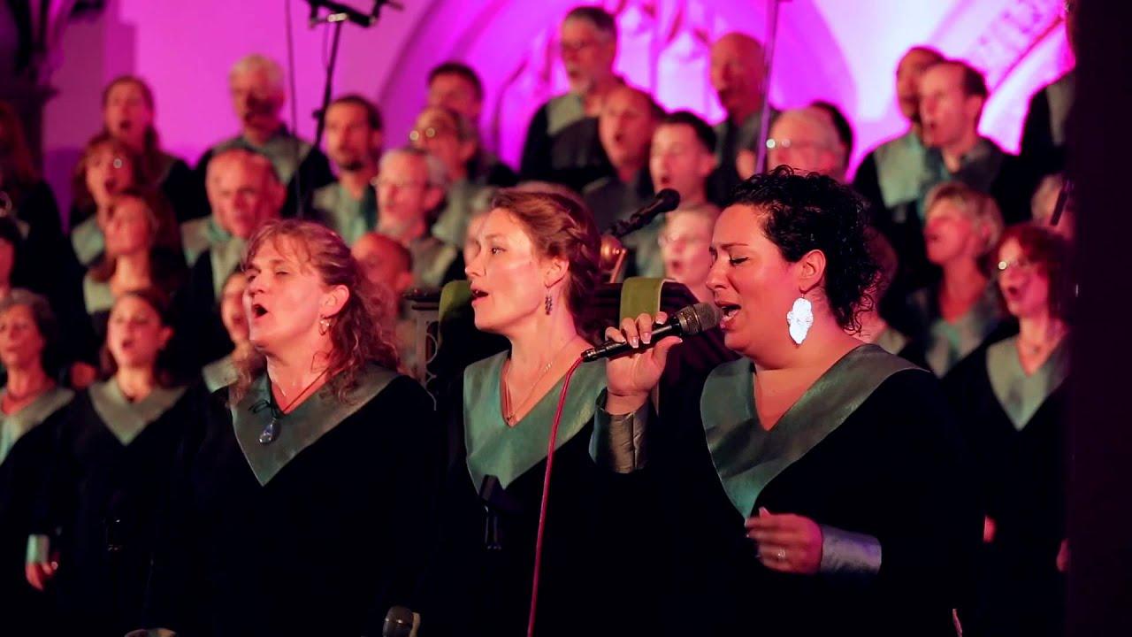 Universal Gospel Choir - Higher Love - YouTube