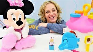 Spielspaß mit Minnie Mouse - Wo hat Nicole denn die Schlüssel versteckt?