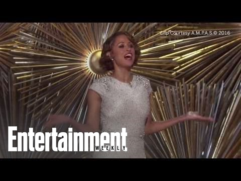 Oscars: Our Review In Under 4 Minutes | Entertainment Weekly