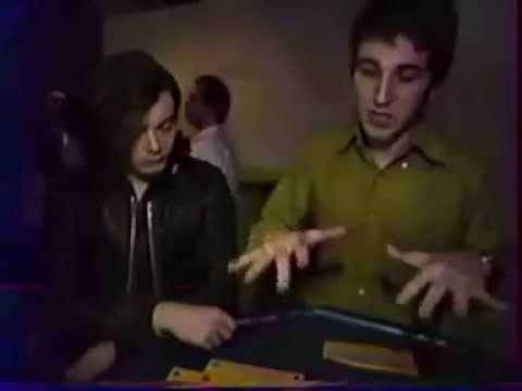Interview des DAFT PUNK sans leurs masques (1995)