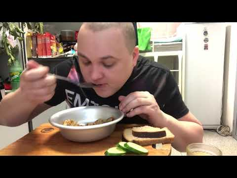 Vine Video Батин рецепт плова/ Плов с говядиной из пакета MUKBANG