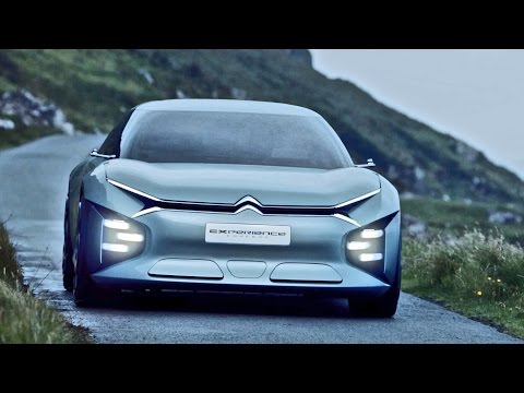 NEW 2016 Citroën CXperience Concept - OFFICIAL Trailer