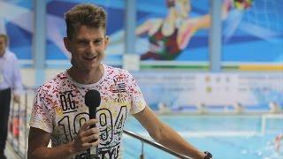 Международный турнир по водному поло. День 1 (KAZAN 2015 TV)
