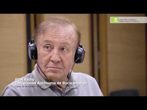 Entrevisa RCN  Radio, Universidad Autónoma de Bucaramanga