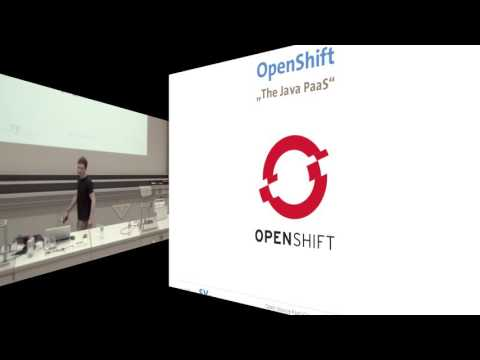 Kubernetes, OpenShift, Deis - an overview of PaaS solutions - Open Cloud Day 2016
