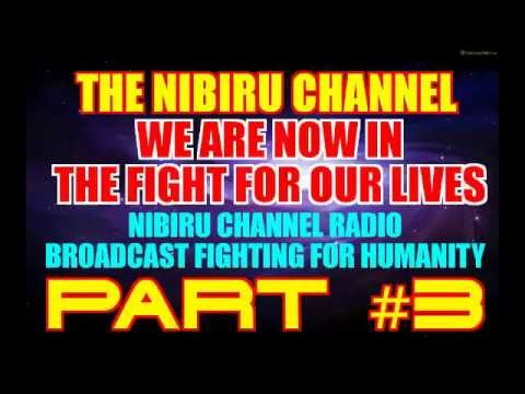 NIBIRU CHANNEL LIVE RADIO BROADCAST PART #3