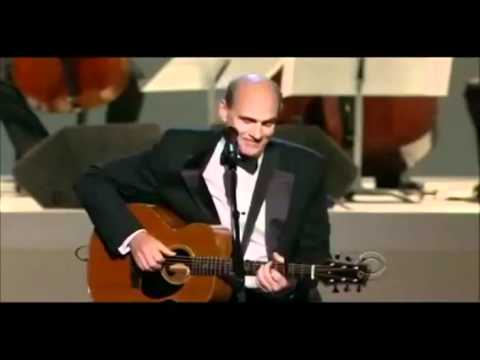 JAMES TAYLOR  -  Here comes  the sun ( by George Harrison)