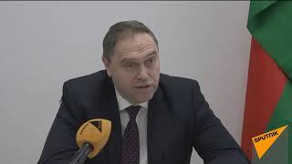 Прямой эфир брифинг министра здравоохранения о ситуации с коронавирусом