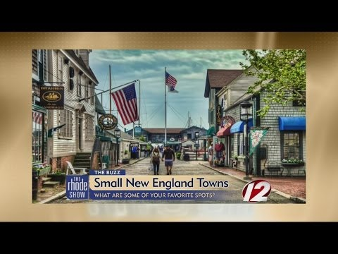 The Buzz: Small New England Towns